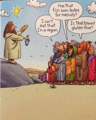 GF Jesus comic